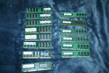 Lot of Desktop Ram *includes DDR and DDR2 ram* ** FULLY FUNCTIONAL**