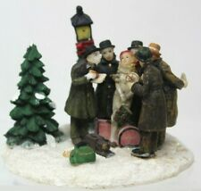 """Norman Rockwell Christmas Village """"Movie Star"""" The Saturday Evening Post #S3"""