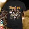 New ! Steelers Pittsburgh Steelers legends signatures T shirt Tee menS-4XL G2313