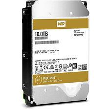 "WD 10TB 3.5"" Datacenter Hard Disk Drive - 7200 RPM SATA III (Gold) WD101KRYZ"