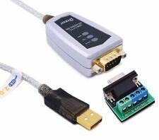Dtech USB a RS485 RS422 Seriale Adattatore Convertitore Cavo Ftdi Chip per Win