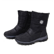 Womens Winter Keep Warm Snow Boots Ladies Casual Velvet Non-slip Shoes Plus Size