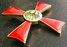 ✚6787✚ German Order of Merit post WW2 medal Officer's Cross for women