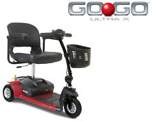 Pride Go Go Scooter 3 Wheel Used Still in box