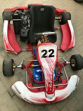 Rennkart Birel Rotax Max Kart 125 ccm 28 PS Go Cart sofort startklar E Start