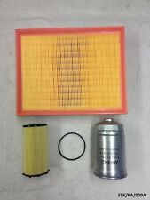 Oil Filter Fuel Filter & Air Filter Dodge Nitro KA 2.8CRD 2007-2011 FSK/KA/009A
