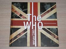 STEVEN ROSEN - THE WHO: CAN'T EXPLAIN - BOOK LIBRO + 4 DVD COME NUOVO (MINT)
