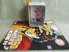 MARVEL  THE CLASSIC FIGURINE LEAD PIOMBO  SHANG-CHI #111