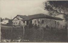 SPORTS GOLF CORDOBA  LINKS HOUSE LA CUMBRE F.C.C.N.A. REAL PHOTO 1930