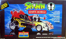 Spawn Mobile/Special Edition Comic Book/Telescoping Cannon/1994 TMP Todd Toys