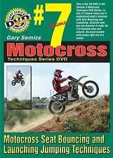 Motocross Skills, Techniques Series DVD #7 from Volume 3 by Gary Semics