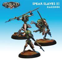 Dark Age: Dragyri Spear Slaves (resculpt) (3) - DAG2008