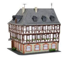 Kibri H0 38904 Fachwerk-Eckhaus in Miltenberg