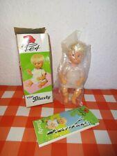 VIntage - Pet 900 - Petra Puppe von Plasty in original Verpackung - unbenutzt