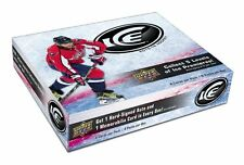2015-16 Upper Deck UD ICE Hockey HOBBY Sealed Box Sealed - McDavid, Eichel??