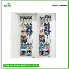 Home 22 Pockets Door Hanging Bag Shoe Rack Hanger Storage Tidy Organizer 778