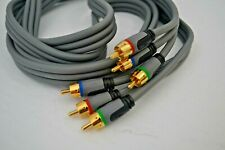 Rocketfish 8' Component Video Cable for Home Theater Video Connection
