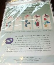 Quilt a Card Handcrafted Gift Tag Kit Christmas Tags