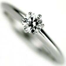 Tiffany & Co. Diamond Solitaire Ring