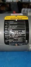 Baldor VM3546 AC Motor 1 HP 1725 RPM 208-230/460 VOLTS 56C Frame 3 Ph