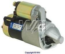 STARTER (17708) FITS 96-06 ELANTRA 1.8 2.0 FWD AUTOMATIC TRANSMISSION