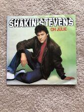 "Shakin' Stevens - Oh Julie - 7"" Vinyl - Epic A1742 - Pic Cover - 1981"