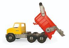 Kipper LKW 42cm lang mit Ladungssicherung City Truck von Wader