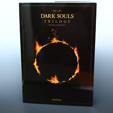 Dark Souls Trilogy Archive of the Fire Japan Game Art Guide Book NEW