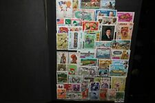 ABRIA BOOK OF 16PGS VERY NICE COLLECTION OF WORLD STAMPS 1000-2000  STAMPS