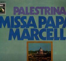 "WILLCOCKS ""PALESTRINA: MISSA PAPAE MARCELLI/ MISSA BREVIS"" LP 0000 emi"