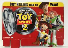 Toy Story 2 Movie Cardboard Cutout Movie Display Woody Buzz Jessie Advertisement