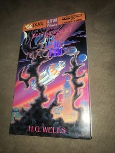 The Time Machine by H.G. Wells Audio Book on Cassette Tape Unabridged Novel