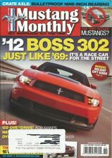 MUSTANG MONTHLY 2010 NOV - NEW BOSS 302, GT500KR, BOSS 351 RAM AIR