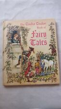 Old Book The Tasha Tudor Book of Fairy Tales 1965 GC