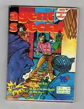 ► AGENT SPECIAL N°72 - KEN BRIAN - TEXTE FRANCAIS & ANGLAIS - SEPP - 1976