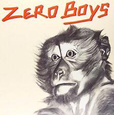 The Zero Boys - Monkey [New Vinyl LP]