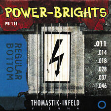 Thomastik Infeld PB111 Power-Brights Electric Guitar Strings 11-46