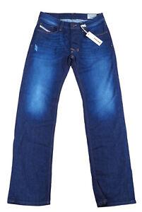 Diesel Men`s Jeans Size 27 LARKEE Regular-Straight W27 L30
