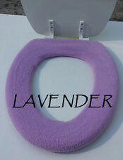 Bathroom Toilet Seat Warmer Cover Washable - pick from 24 colors- LifeLong Needs