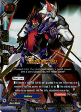 Buddyfight 1x D-CBT/0006EN - RRR - Successor of the Omni Lord, Mukuro