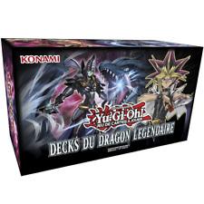Yu-Gi-Oh ! decks du dragon legendaire