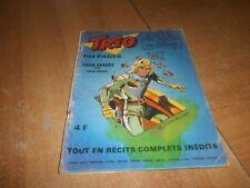revue Trio, le nouveau journal des pieds nickelés et de Bibi Fricotin n°7 (96)