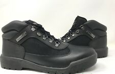 NEW Men's Timberland Classic Field Boots BLACK SMOOTH SIZE 11