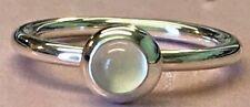 PANDORA | MOONLIGHT KISS MOONSTONE RING *NEW* 190609MS RETIRED RARE 925 CABOCHON