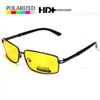 Day Night Vision Driving Glasses HD Polarized Sunglasses UV400 Sports Eyewear