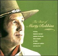 MARTY ROBBINS *  20 Greatest Hits * New CD * All Original Songs * EL PASO
