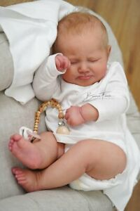 """Grumpy Sage 4 Month ~ 23"""" Realborn Reborn Doll Kit with COA ~ by Bountiful Baby"""