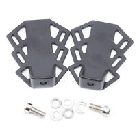 Mountain Road Bike Thicken Rear Seat Pedals Set Comfortable Supplies Tools New