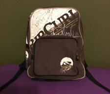 Rip Curl Brown White Brown Insulated Backpack Surfing Skateboard Sports BookBag