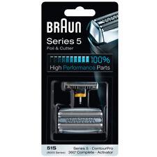 Braun 51S Ersatzscherteil Kombipack für Elekrofolienrasierer Series 5